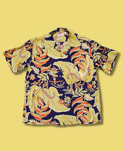 Vintage Hawaiian Shirts - by Sun Surf