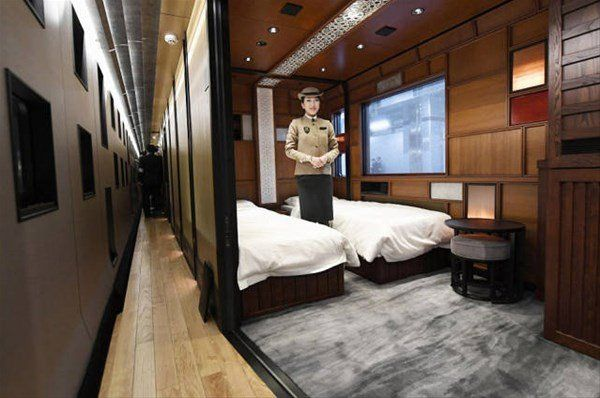 Bir de Japon trenlerini görün