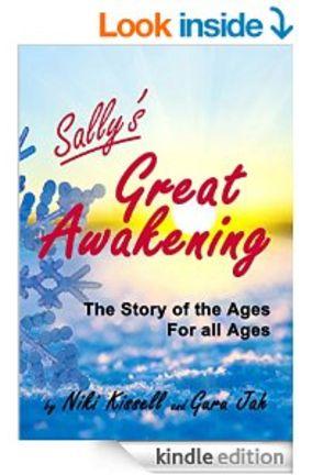 GuruJah tells the story of the miracle of how Sally's Great Awakening was written: www.GuruJah.org