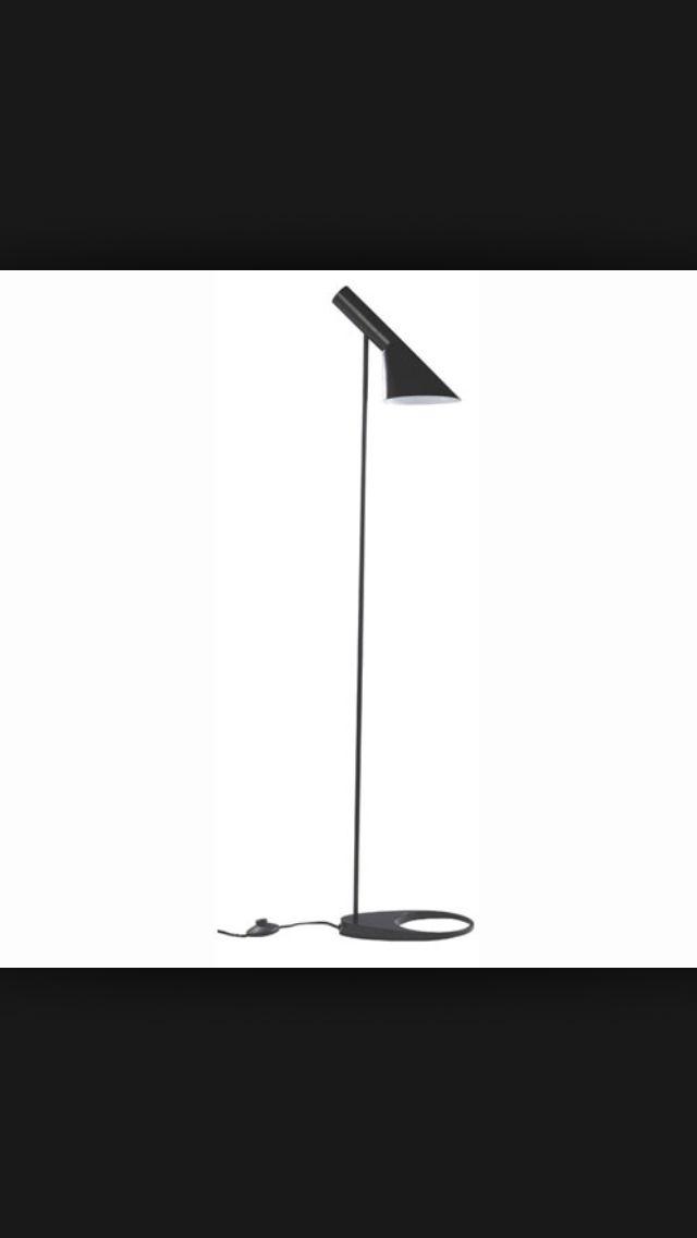 AJ lamp, Arne Jacobsen (1960)
