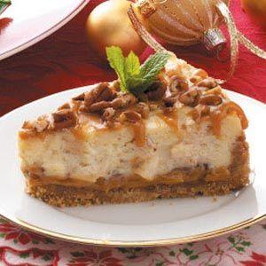 Caramel+Apple+Cheesecake