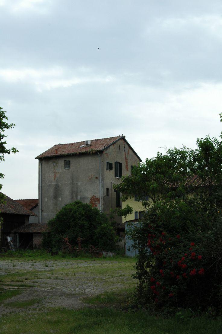 Milano, zona Corte del Ronchetto – antica cascina