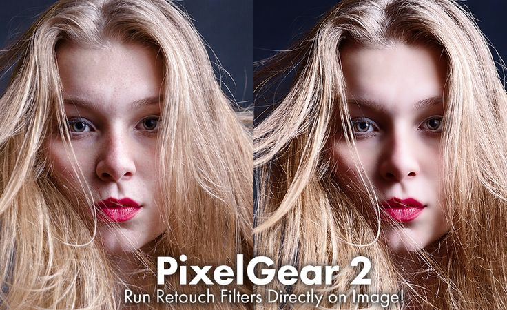 Our all-new PixelGear 2 - the ultimate filter package for retouchers - http://pskiss.com/shop/pixelgear-2/