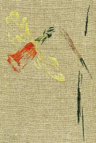 """Narcisse """"Fortissimo""""; this is stitched!  Post is in French"""