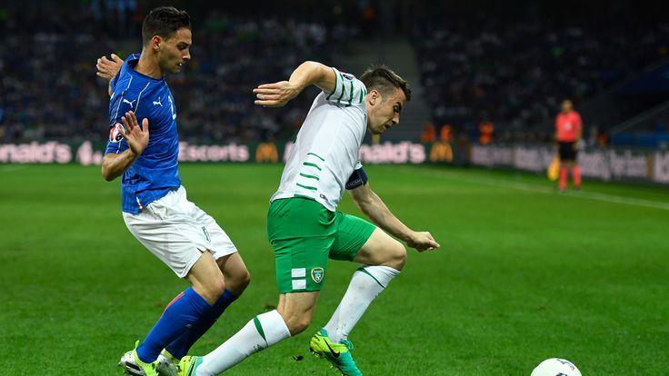 Irlandia ungguli Italia pada fase penentu 16 besar, Belgia ungguli Swedia berkat Radja Nainggolan.