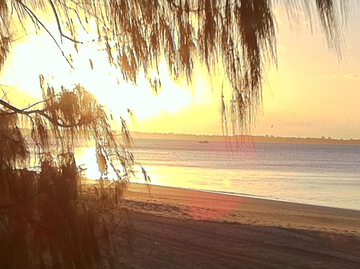 Shelly Beach in Torquay, QLD
