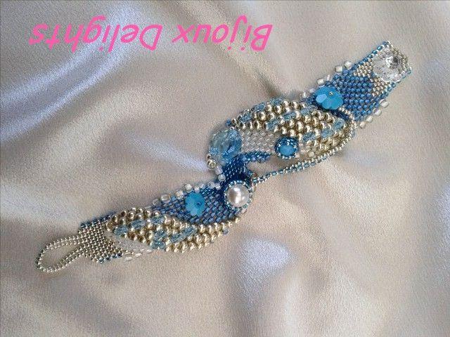 ZAG Bijoux Multicoloured bead double bracelet 7HCmXfo