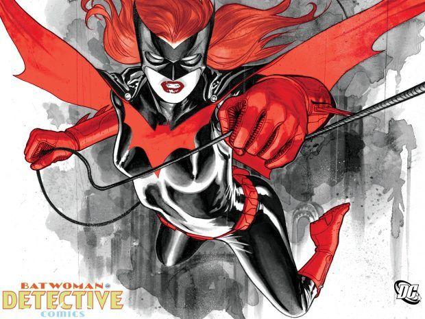 Batwoman Wallpaper Free Download.