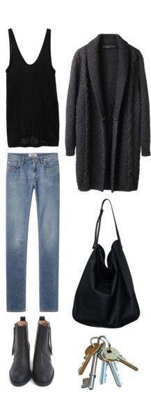 MINIMAL + CLASSIC • Street 'Diva • ❤️ Curated by Babz™✿ιиѕριяαтισи❀ #abbigliamento