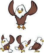 독수리 캐릭터 : 네이버 이미지검색