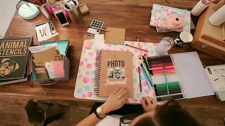 Project Series: Photo Activity Journal