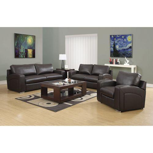3-Piece Sofa, Loveseat