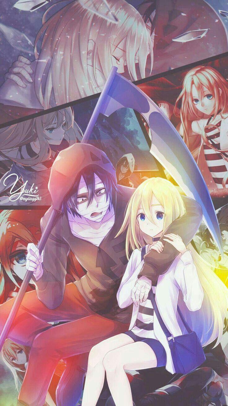 Pin by Hilda Dwi on Editing Anime angel, Angel of death