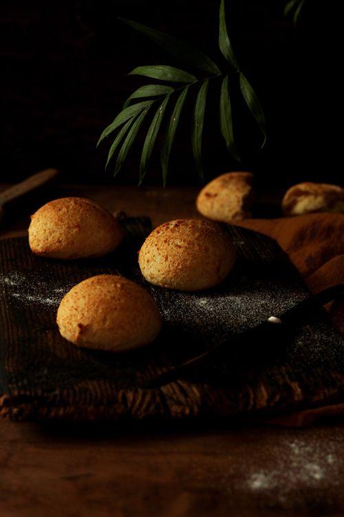 Pandebono - colombian cheese bread