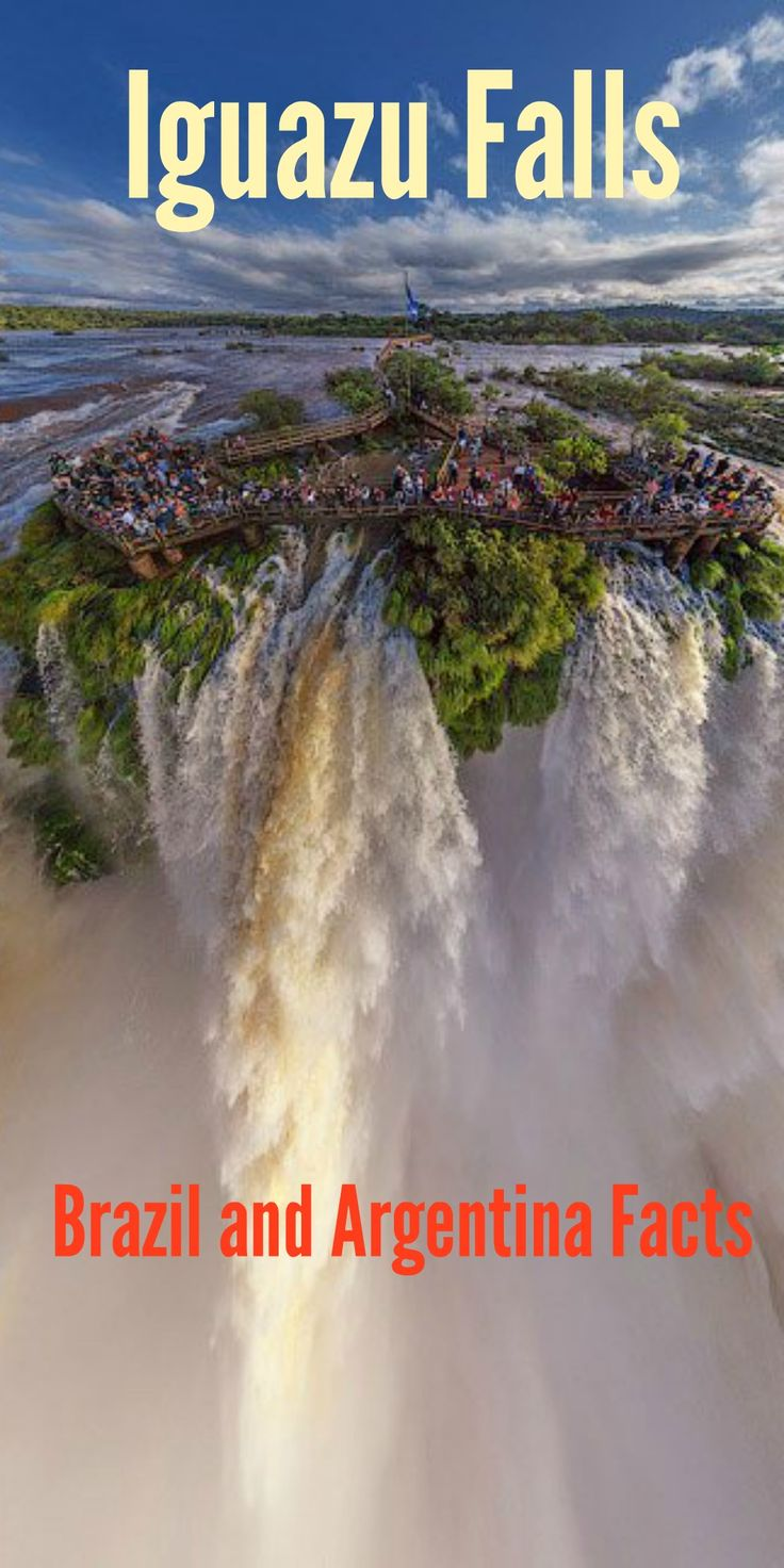 Iguazu Falls – Brazil and Argentina Facts
