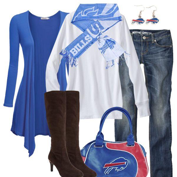 Buffalo Bills Fall Fashion