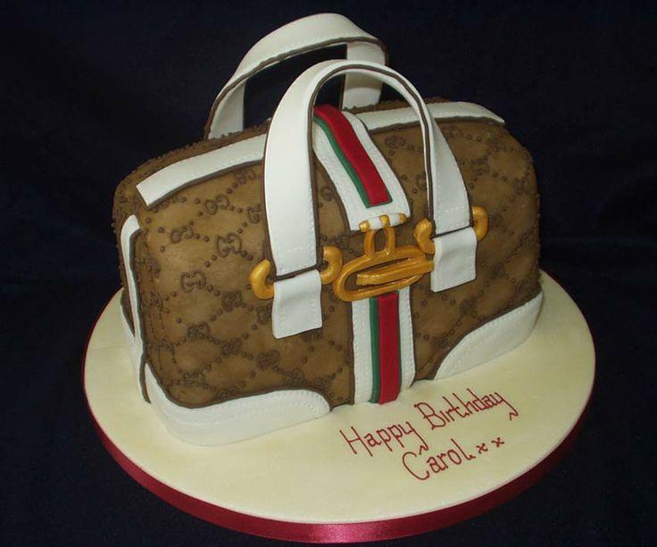 Gucci Handbags Cakes