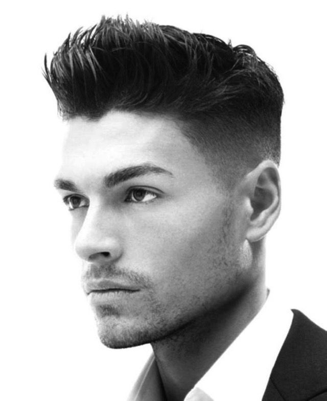 27 best Quiff Hairstyle for Men images on Pinterest | Quiff ...