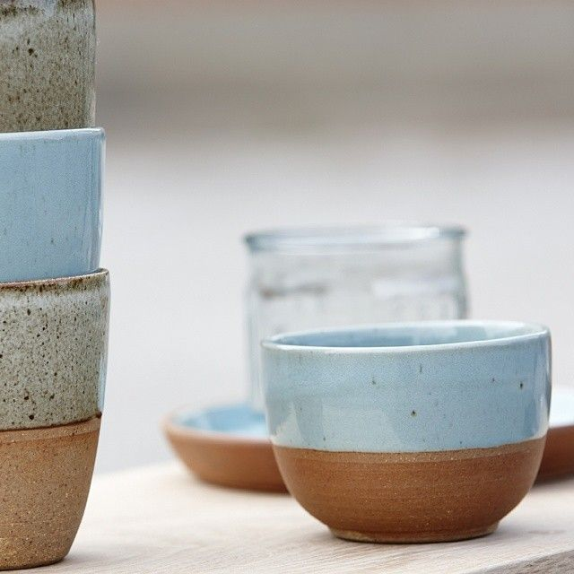 Add some colour to the table with our new collection of hand-made ceramic…
