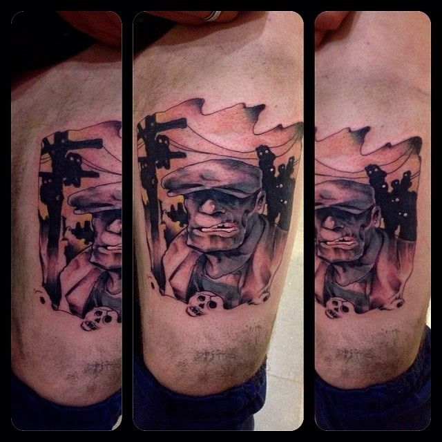 49 best art to wear permanently images on pinterest for Tattoo shops in scranton pa