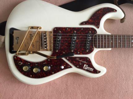 burns gitarre london the legend in stuttgart vaihingen musikinstrumente und zubeh r. Black Bedroom Furniture Sets. Home Design Ideas