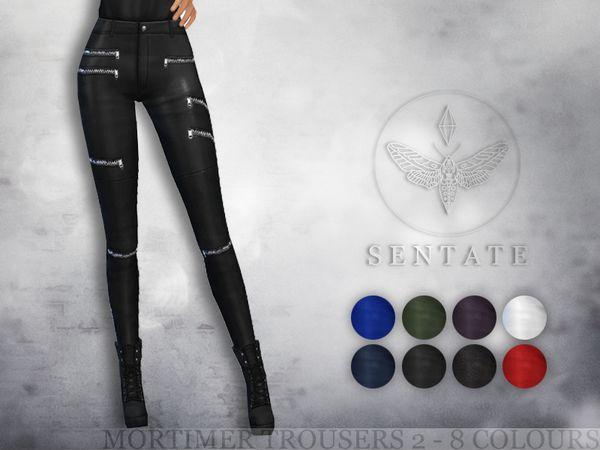Lana CC Finds - Mortimer Biker Pants by Sentate