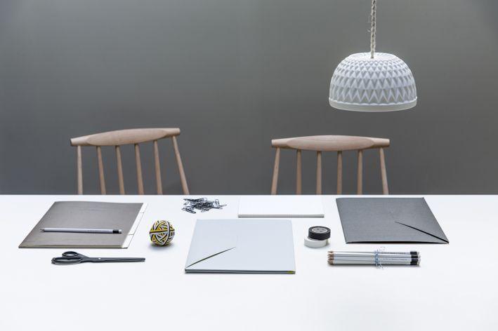Le bureau © Elsa Le Saux & Romain Ricard
