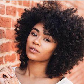 The Beauty Of Natural Hair  -- N A T U R A L | H A I R -- cabelo natural, pelo naturale, bonita, negra, bella