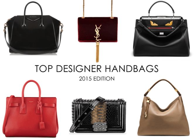 Top Must Have Designer Bags of 2015