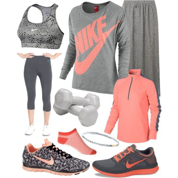 """Staying Fit, modestly."" by modestlyme97 on Polyvore"
