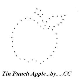 free images of patterns to do tin punch | free printable punched tin stencils free printable preschool vegetable ...