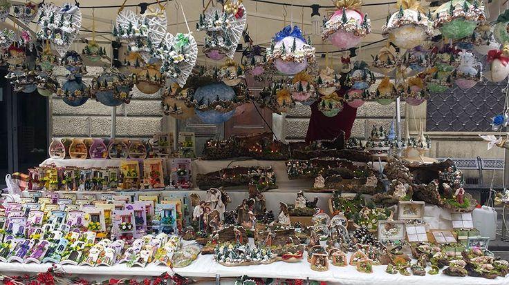 I mercatini di Natale di Borgo. La fotocronaca