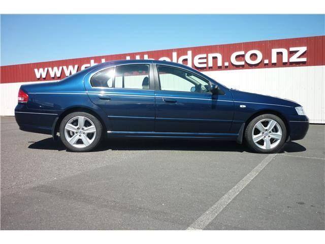 Ford Fairmont Mk 2 2004