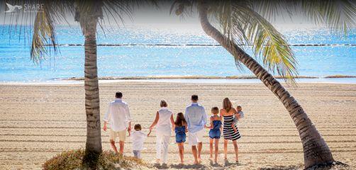 Мы в отеле Гранд Велас Ривьера-Майя считаем, что нет ничего лучше каникул в кругу семьи.  http://rivieramaya.grandvelas.com/russian/