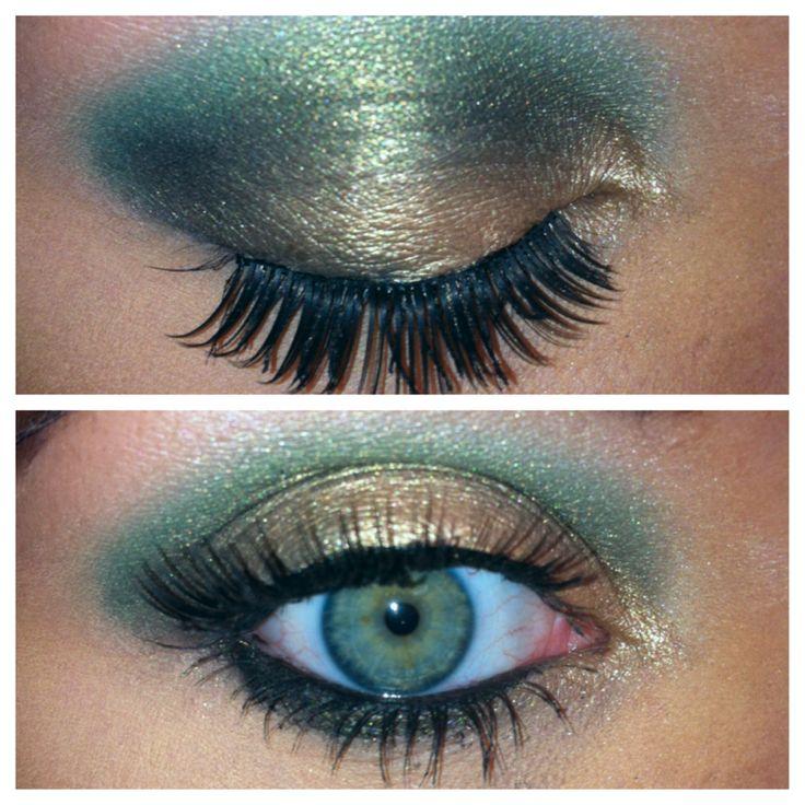 7 best Avengers inspired eye makeup I created. images on Pinterest ...