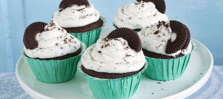 Vanilja-suklaamuffinit