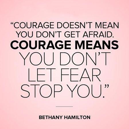 Inspirational quote bethany hamilton
