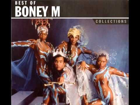 Boney M   The Best Collection    Full Album ‬   YouTube