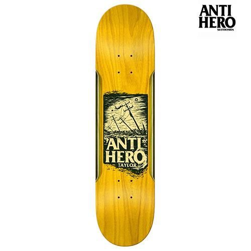 Anti-Hero Skateboard Deck - Grant Taylor #deckconstruction