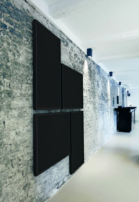Acoustic Panels Made Of Perforated Sheets | Architecture At Stylepark