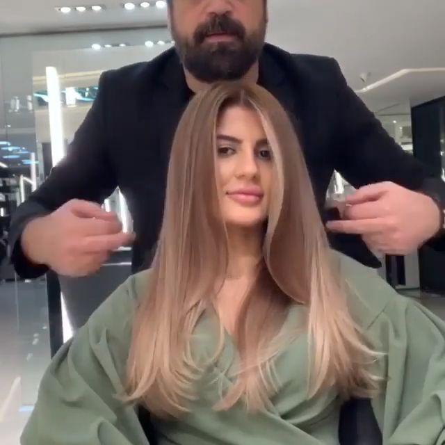 Transformations parfaites des cheveux