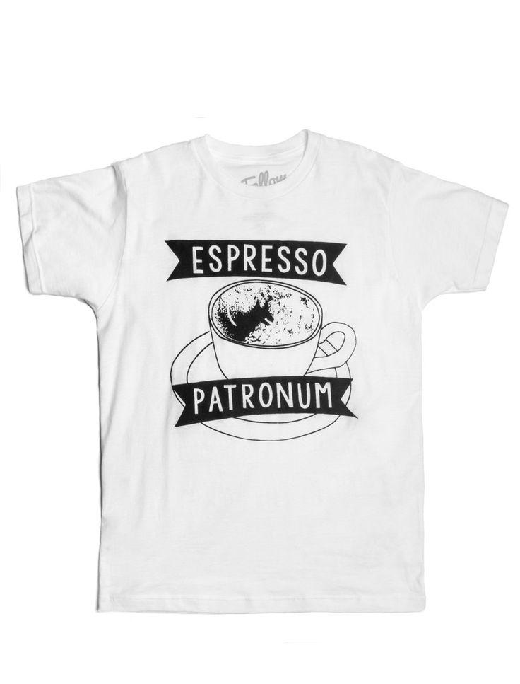 Espresso Patronum men's t-shirt – Book Riot Store