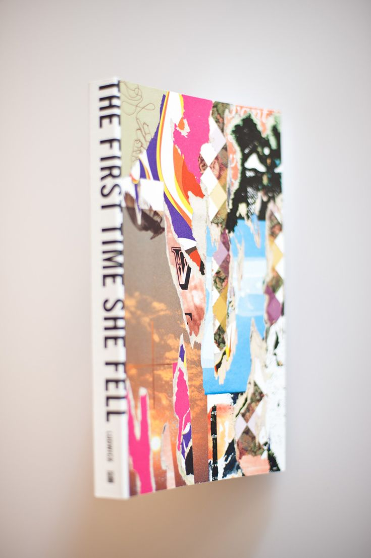 The First Time She Fell Book: Books Covers, Books Design, Fell Books
