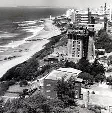 Old pics of Umhlanga Rocks