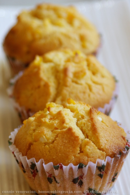 Corn muffins just like the ones you get from Kenny Rogers, definitely making this!