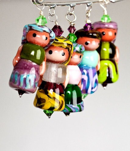 worry dolls by terri kraehe