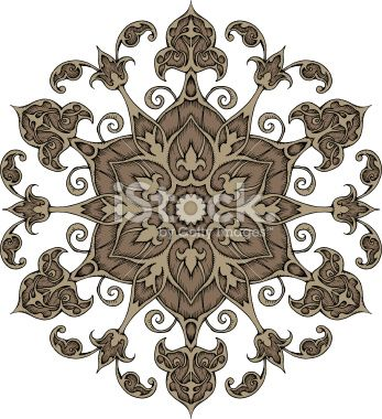 Ornament Royalty Free Stock Vector Art Illustration