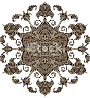 Ornament Royalty Free Stock Vector Art Illustration