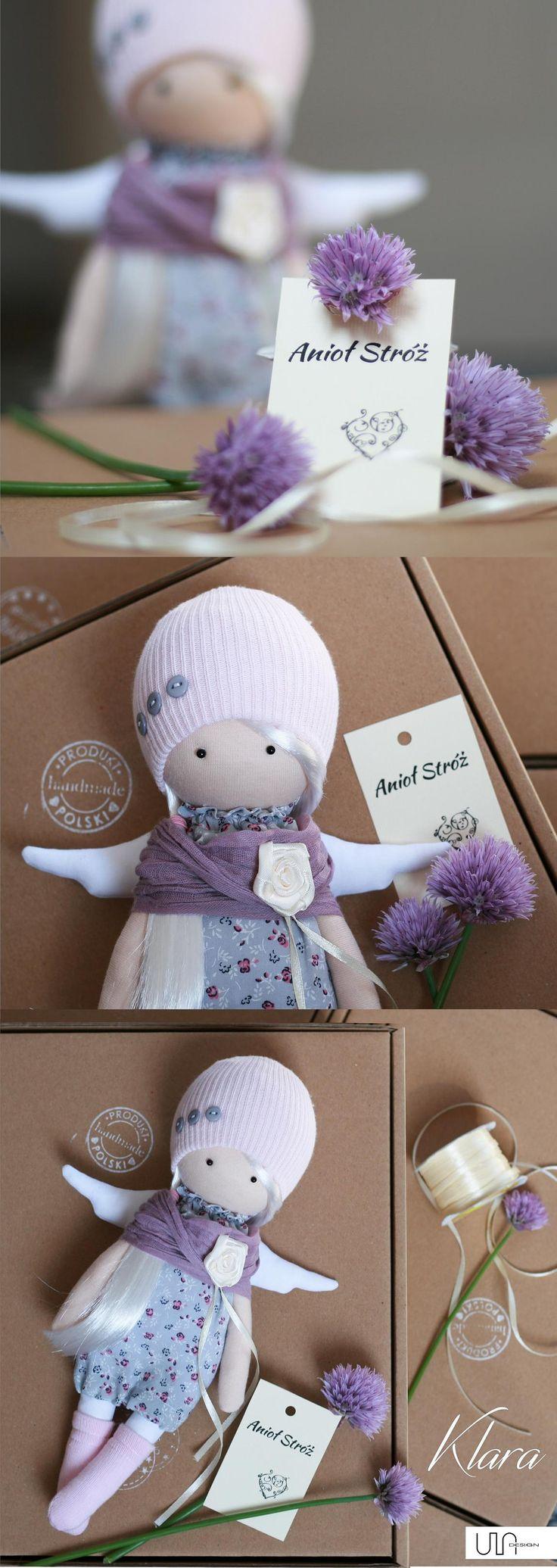 Klara mały aniołek stróż