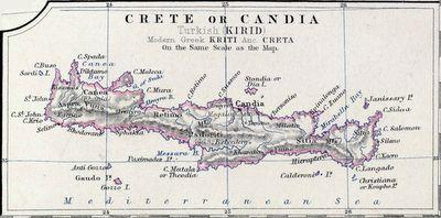 Crete-Johnston-1861Edinbourg London 1861